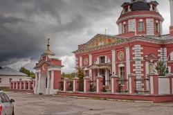Алмазово. Храм.